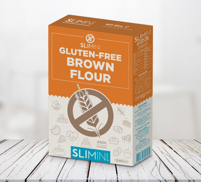 GLUTEN FREE BROWN FLOUR