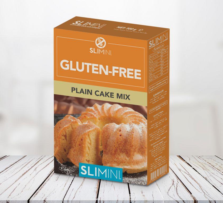 SANS GLUTEN MELANGE POUR CAKE NATURE