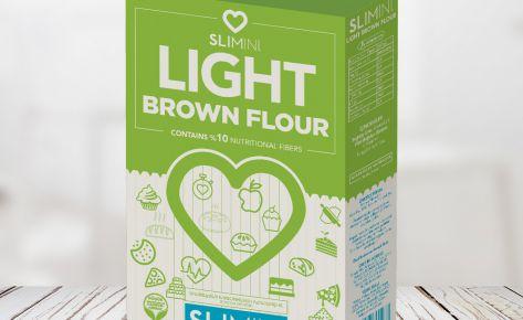 LIGHT BROWN FLOUR