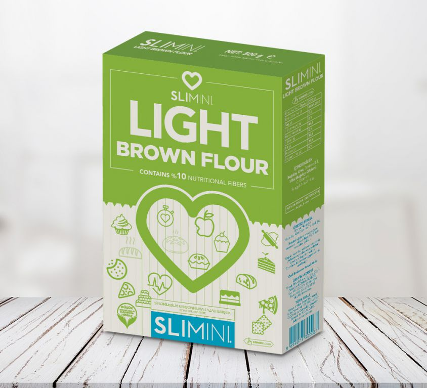 LIGHT BROWN FLOUR