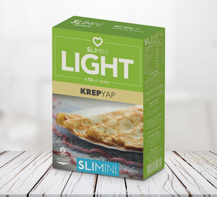 LIGHT KREP YAP
