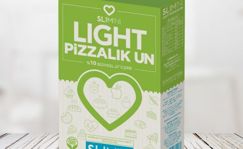 LIGHT PİZZALIK UN