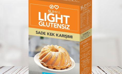 LIGHT GLUTENSİZ SADE KEK KARIŞIMI